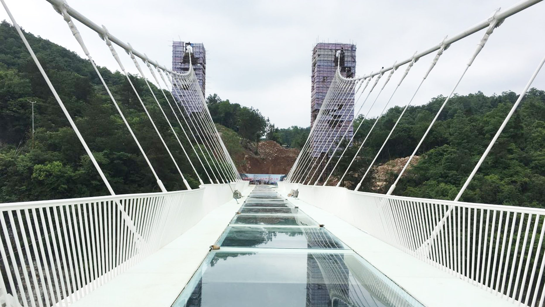 Is the world's scariest looking bridge actually safe?