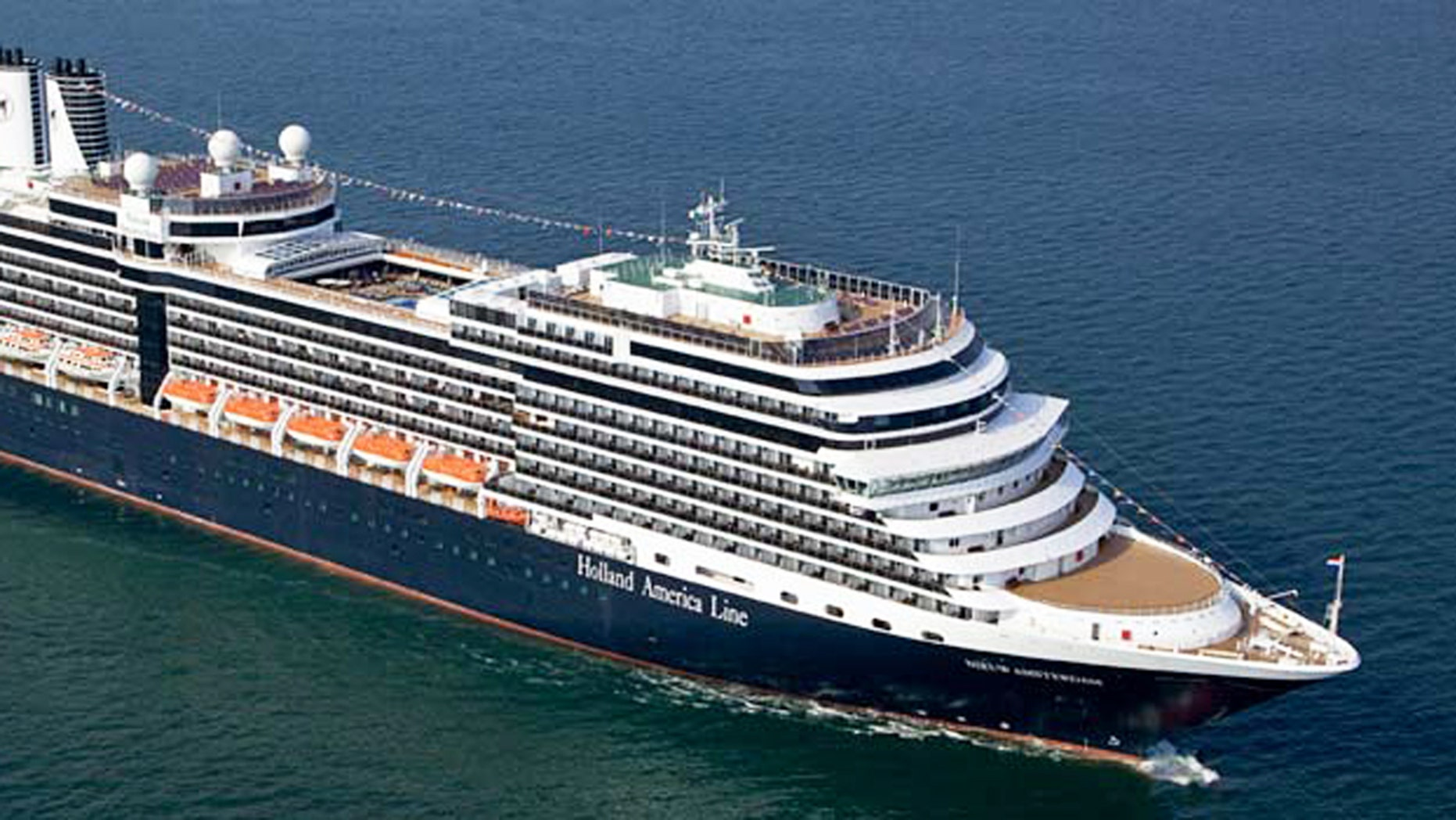 The MS Nieuw Amsterdam is a Signature class cruise ship with capacity for over 2,100 guests.