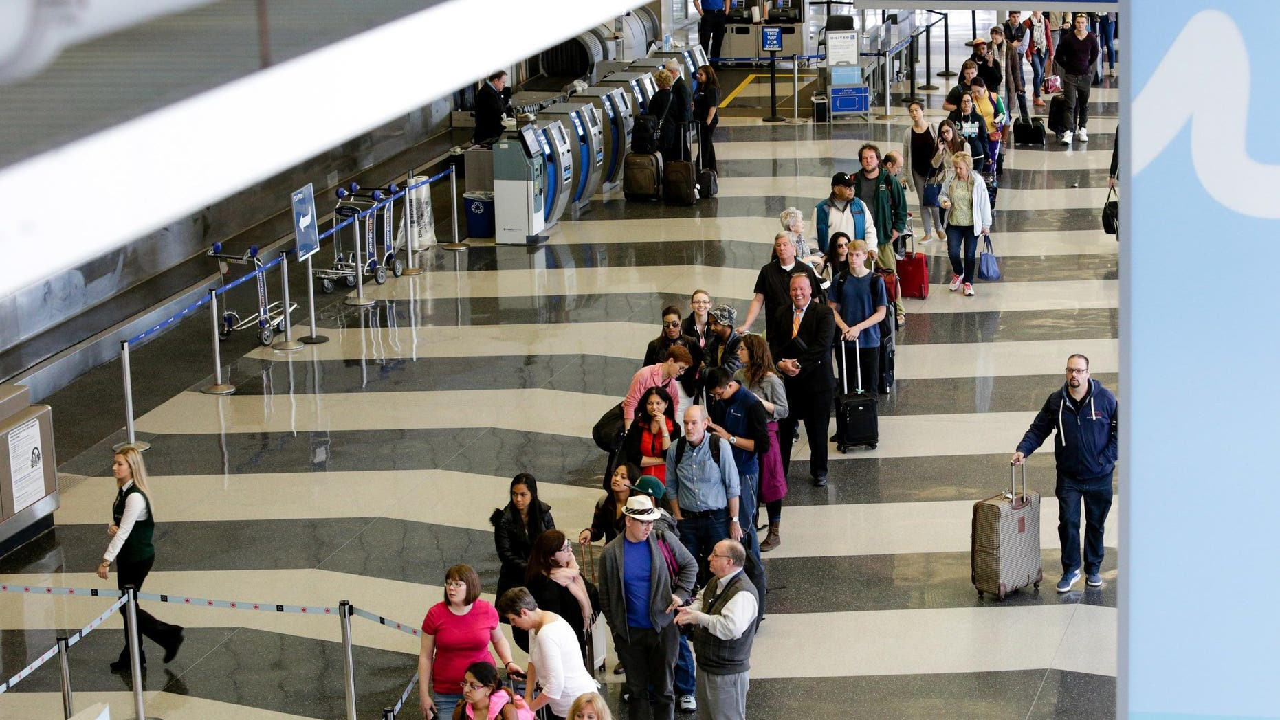 TSA wants to speed up the security checkpoint process with automated lines and more machines.