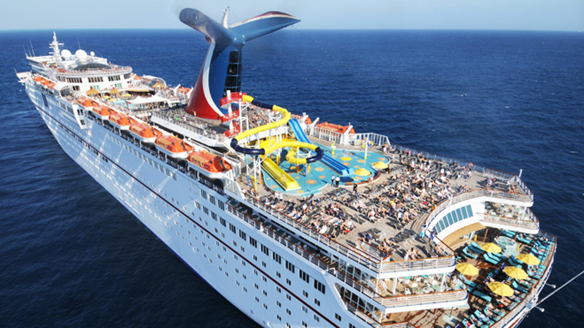 Carnival S New Mega Ships Will Carry 7 000 Passengers And