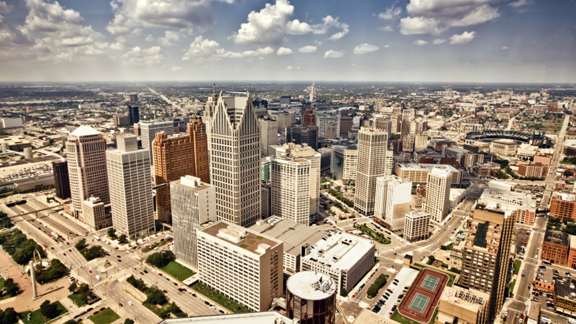 Detroit may be coming back, but it's still one of America's most dangerous cities.