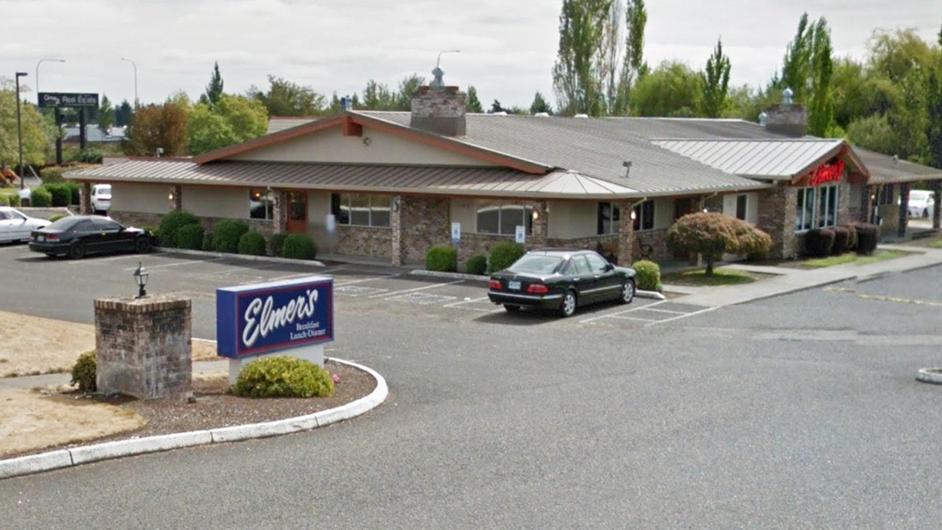Elmer's restaurants has been accused of engaging in discriminatory consumer practices.