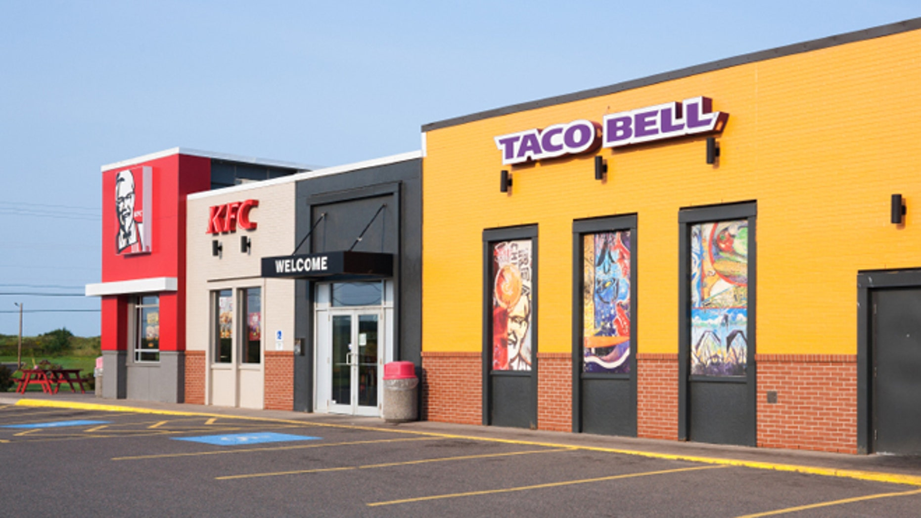KFC and Taco Bell both received failing grades when it comes to antibiotic use in their meat supply.