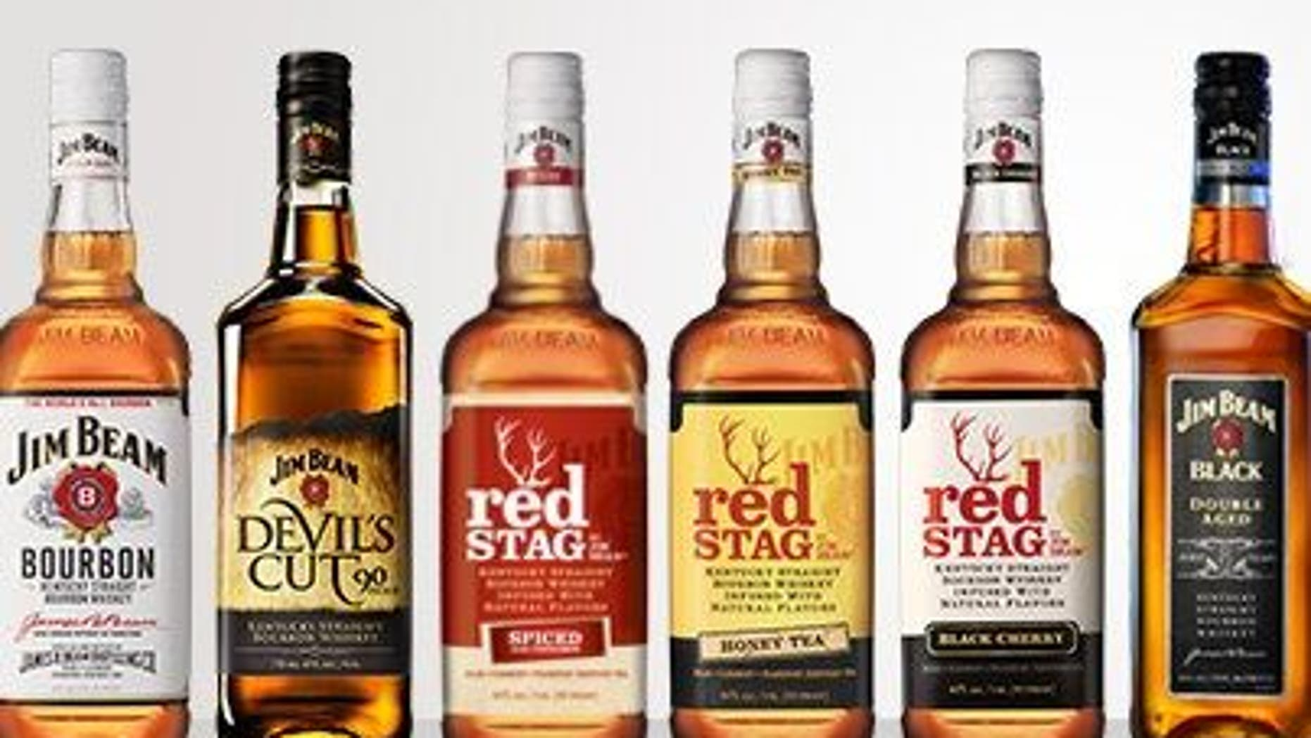 Whiskey tasters couldn't tell the difference between bourbon and rye-- but they could distinguish Jim Beam spirits.