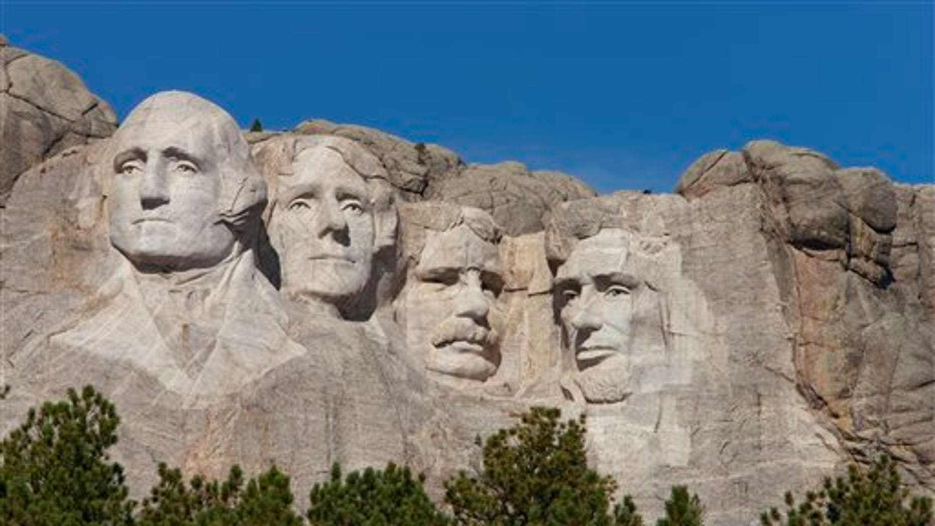 Mount Rushmore is celebrating the 75th anniversary of its completion this year.