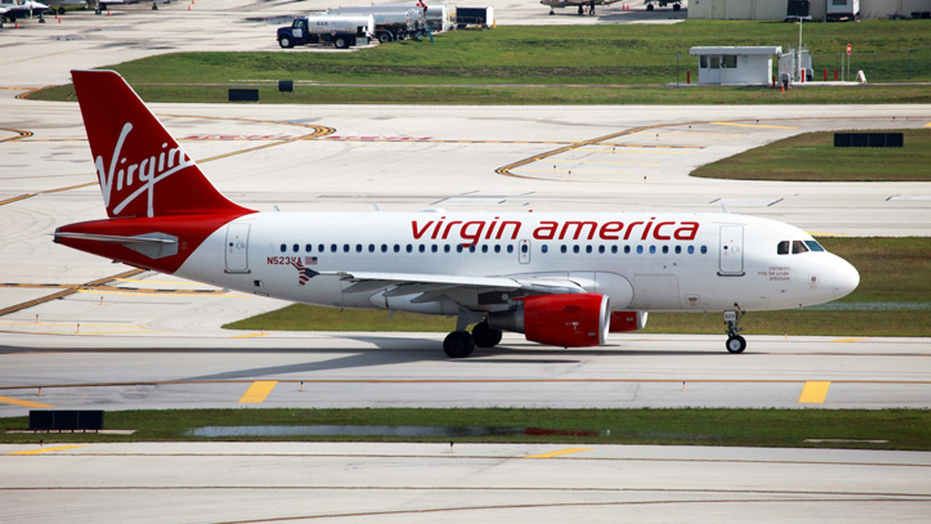 Virgin America's inflight offerings aren't bad for you, study finds.