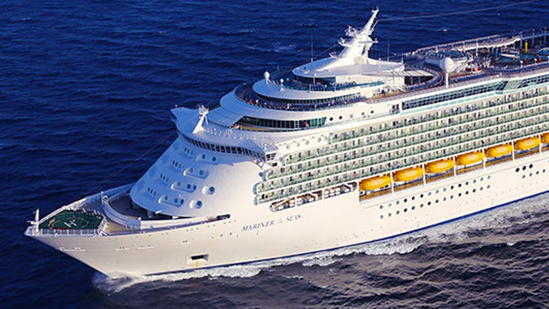 Royal Caribbean's Mariner of the Seas sails cruisers to different Asian countries.