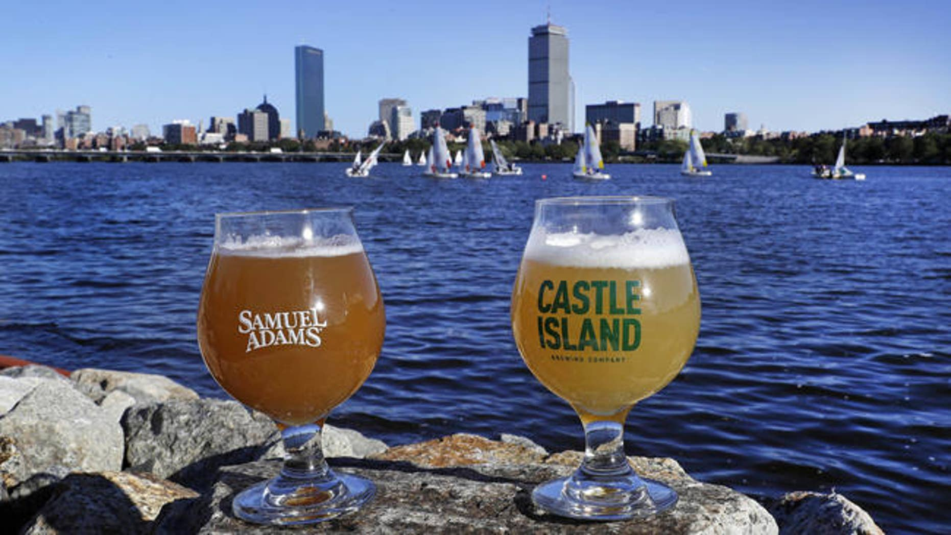 Taste the river? These brews are made with water from Boston's famed Charles River.