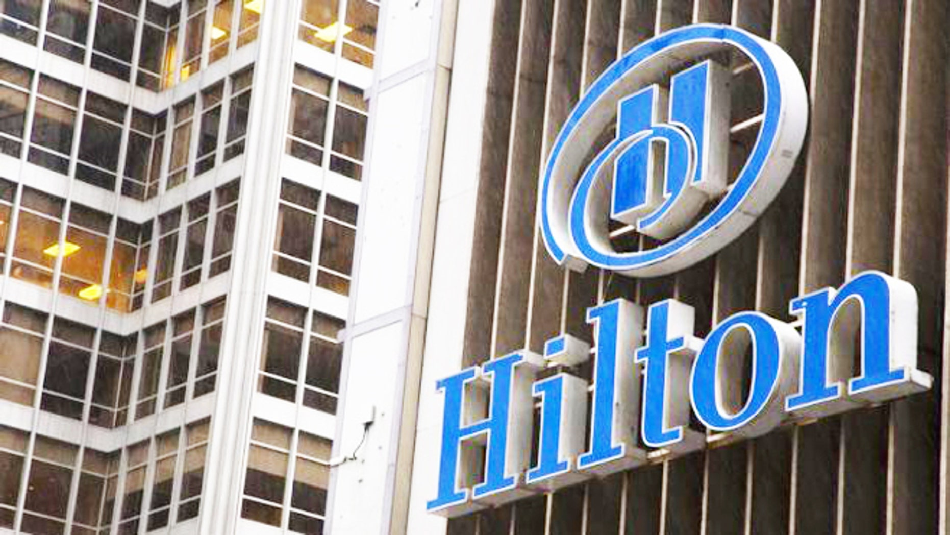 Hilton may be the most despised hotel brand on Twitter.