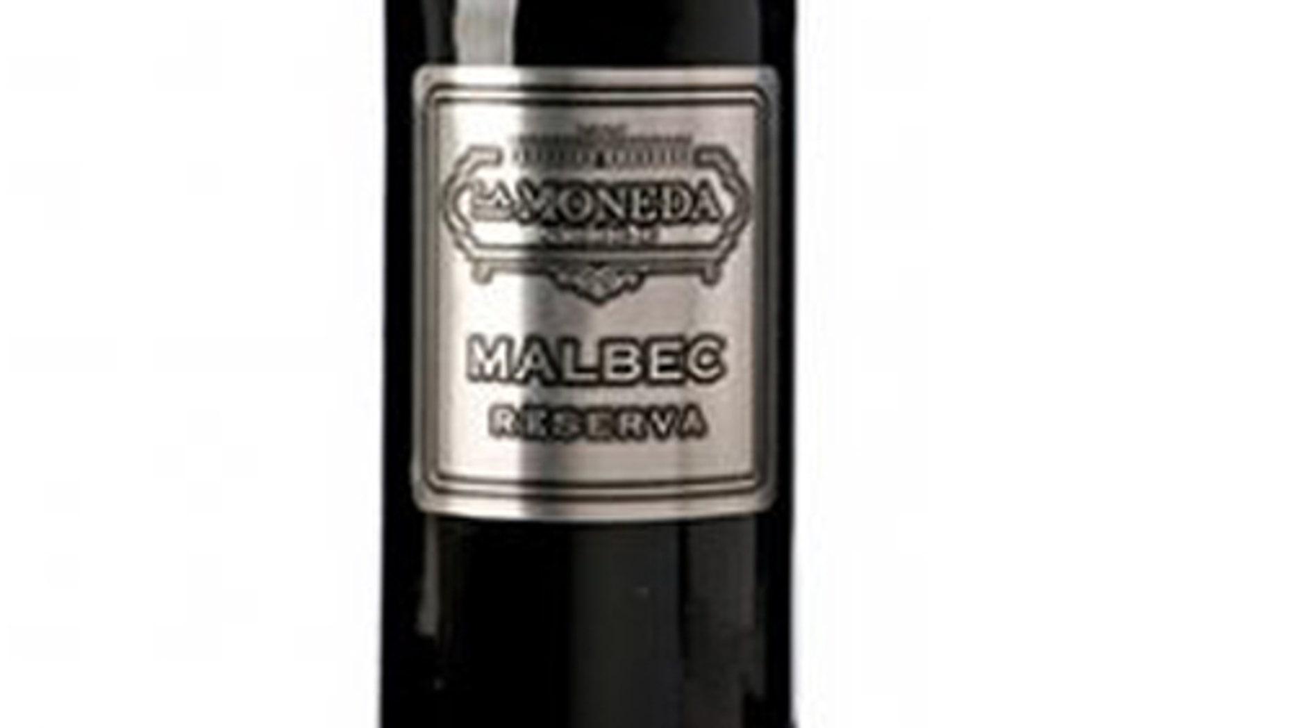 La Moneda Reserva Malbec, a Chilean Malbec available exclusively at Walmart  subsidiary Asda, won