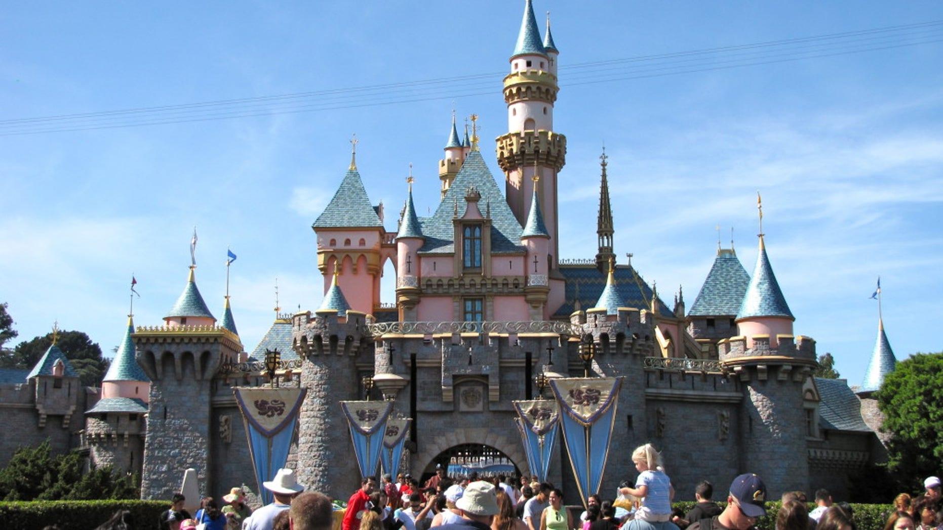 Anaheim, Calif. is home to Disneyland and Angel Stadium.