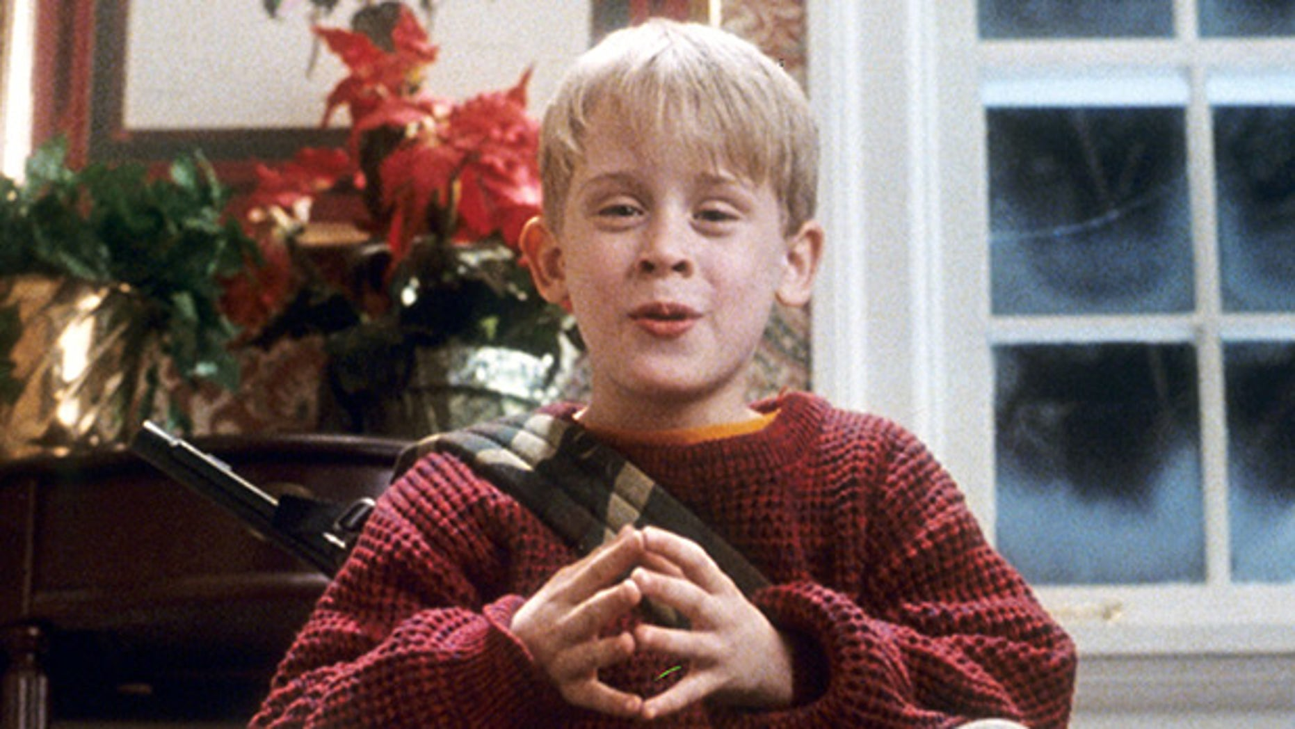 """""""Home Alone"""" starring Macaulay Culkin is a classic movie that never gets old."""