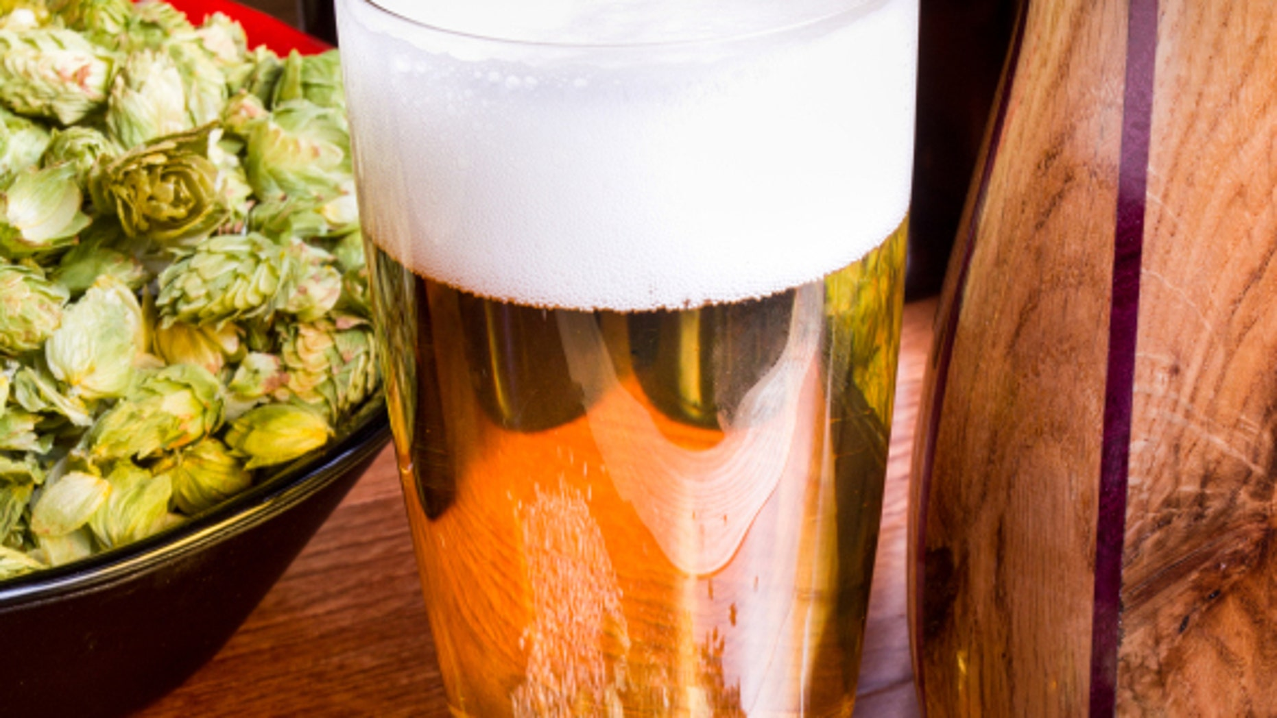 Hops make beer tasty but they also produce some powerful medicinal qualities.