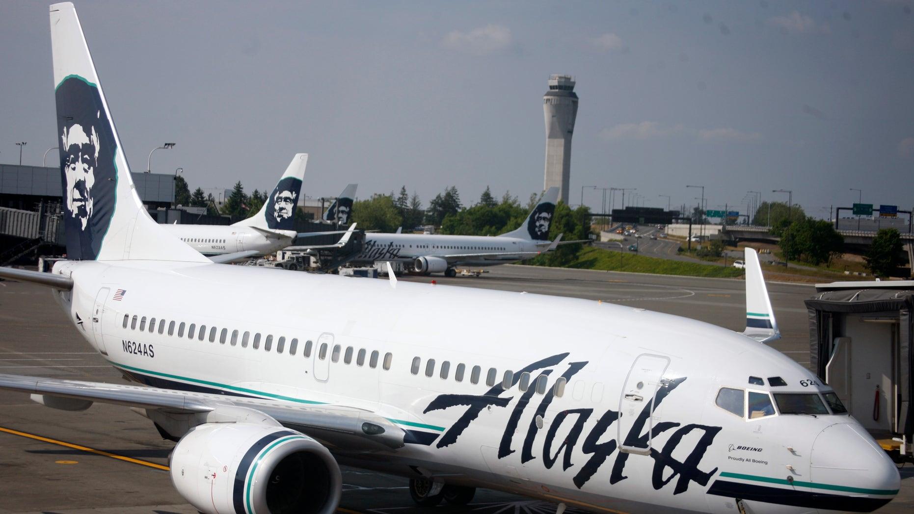 Unruly Passenger Gets Alaska Airlines Flight Diverted