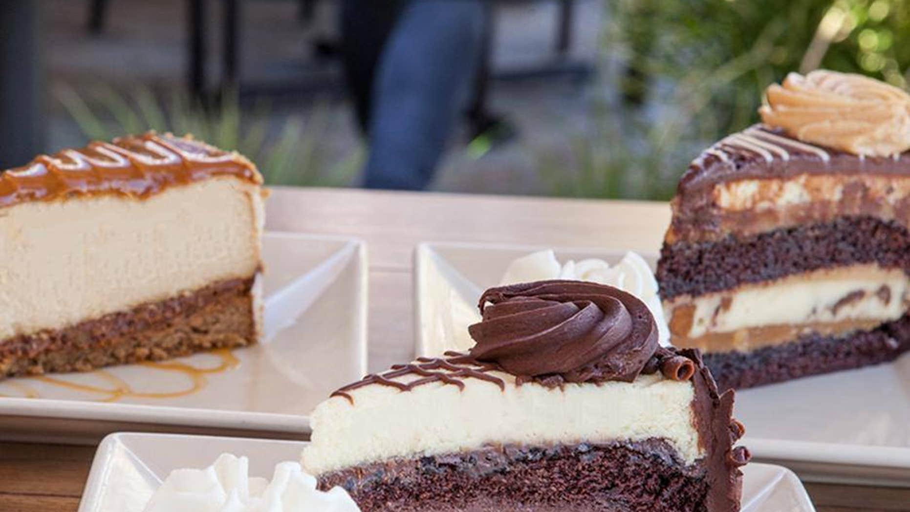 The Cheesecake Factory is so much more than its desserts. But with 70 rotating varieties of creamy cakes, it doesn't hurt.