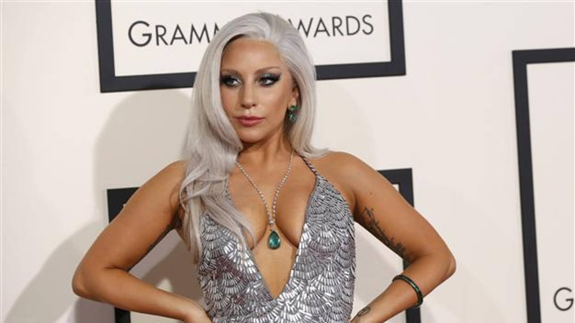 "Lady Gaga is not a fan of The Licktaters breast milk ice cream ""Baby Gaga."""