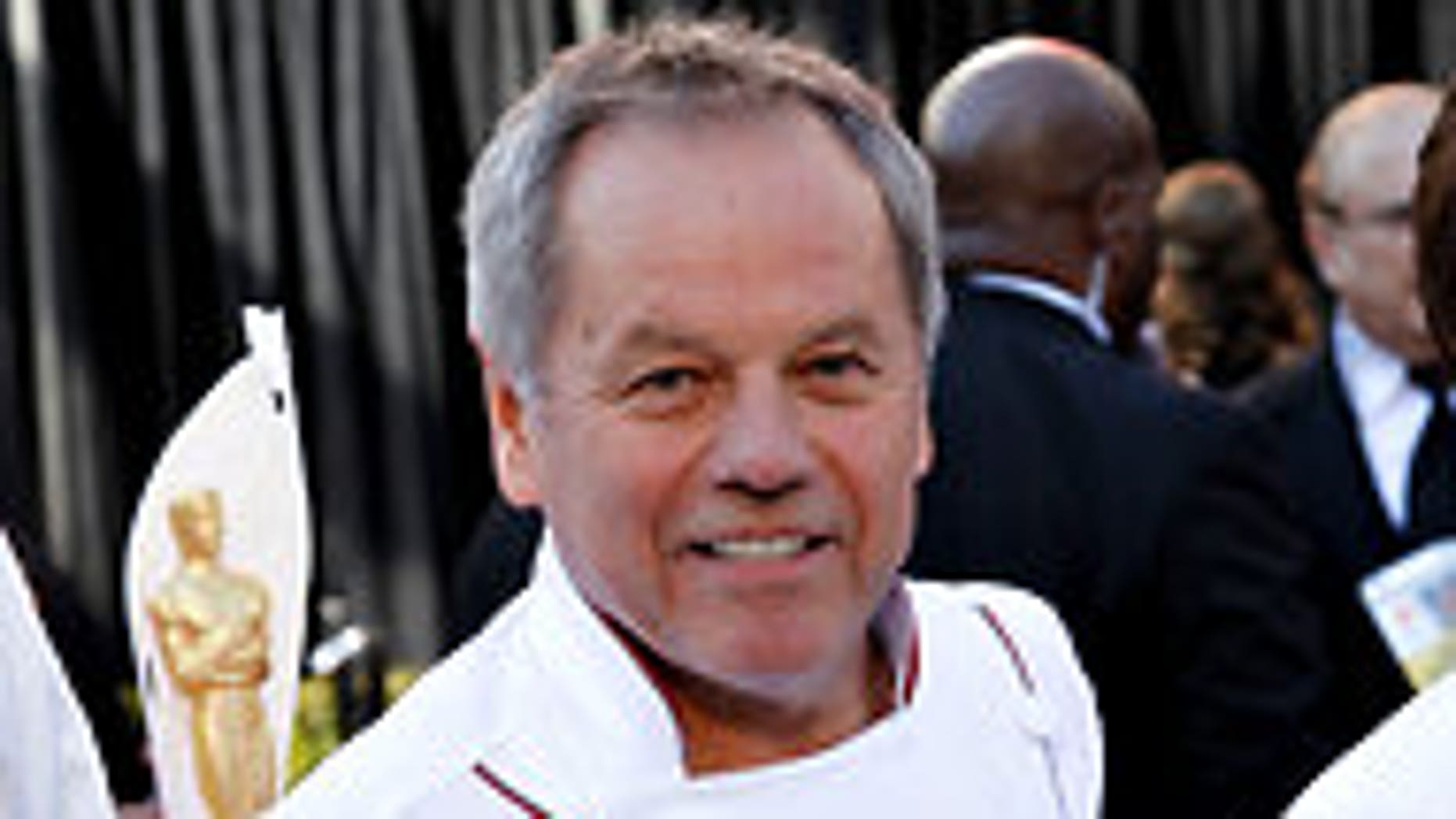 Wolfgang Puck will be the second superstar chef on Hollywood's Walk of Fame in 2017.