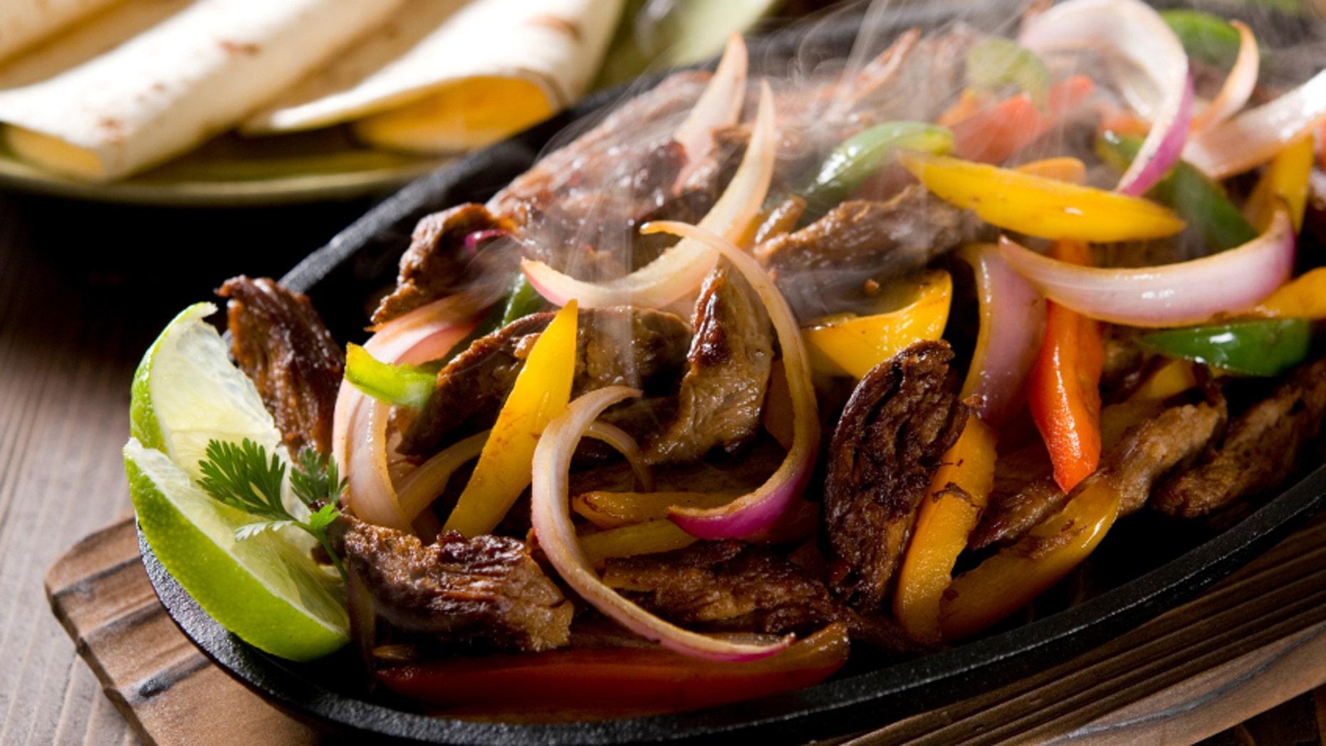 Easy fajitas may become your favorite weeknight recipe.