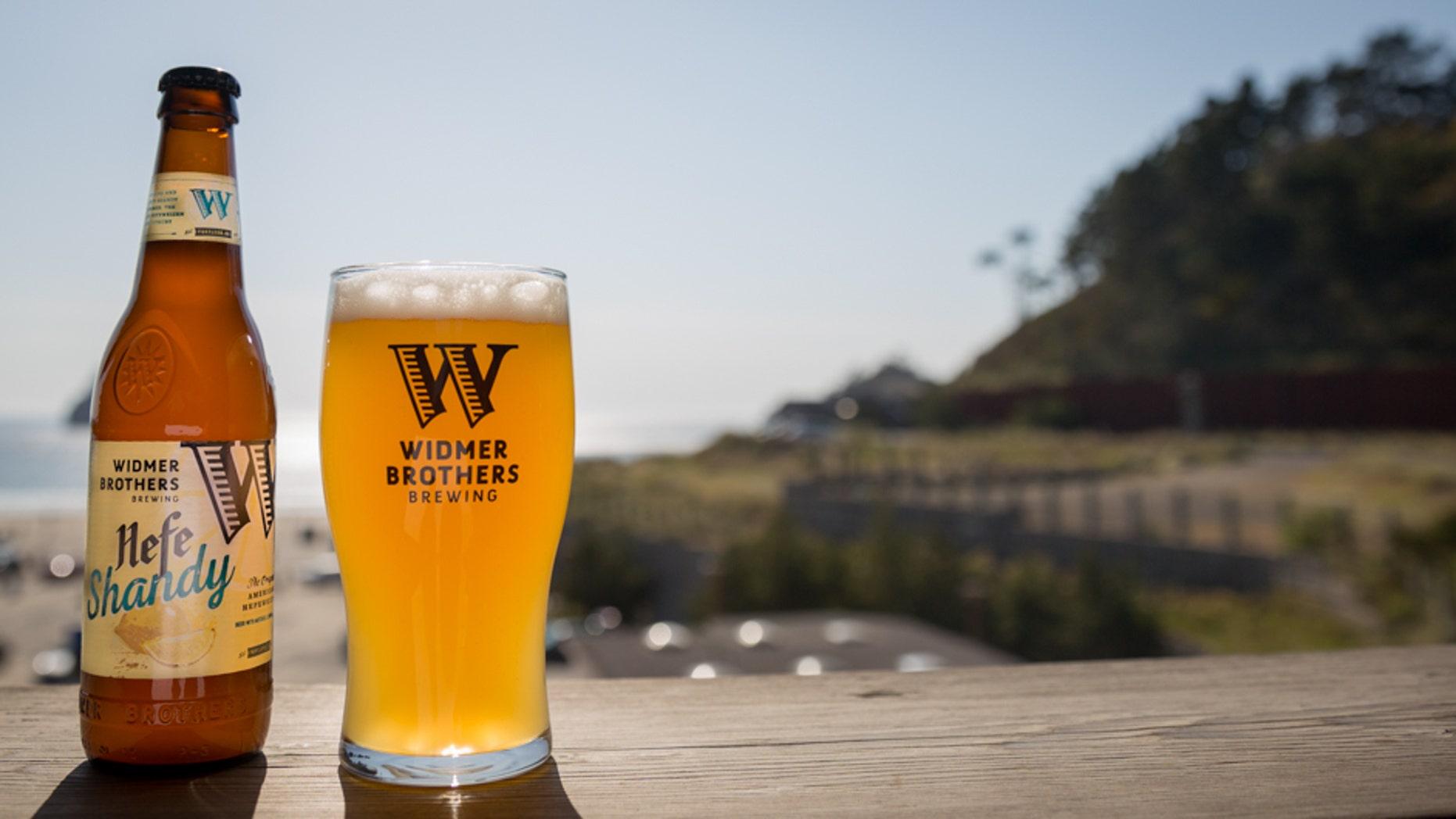 A refreshing summer beer that's still full of flavor.