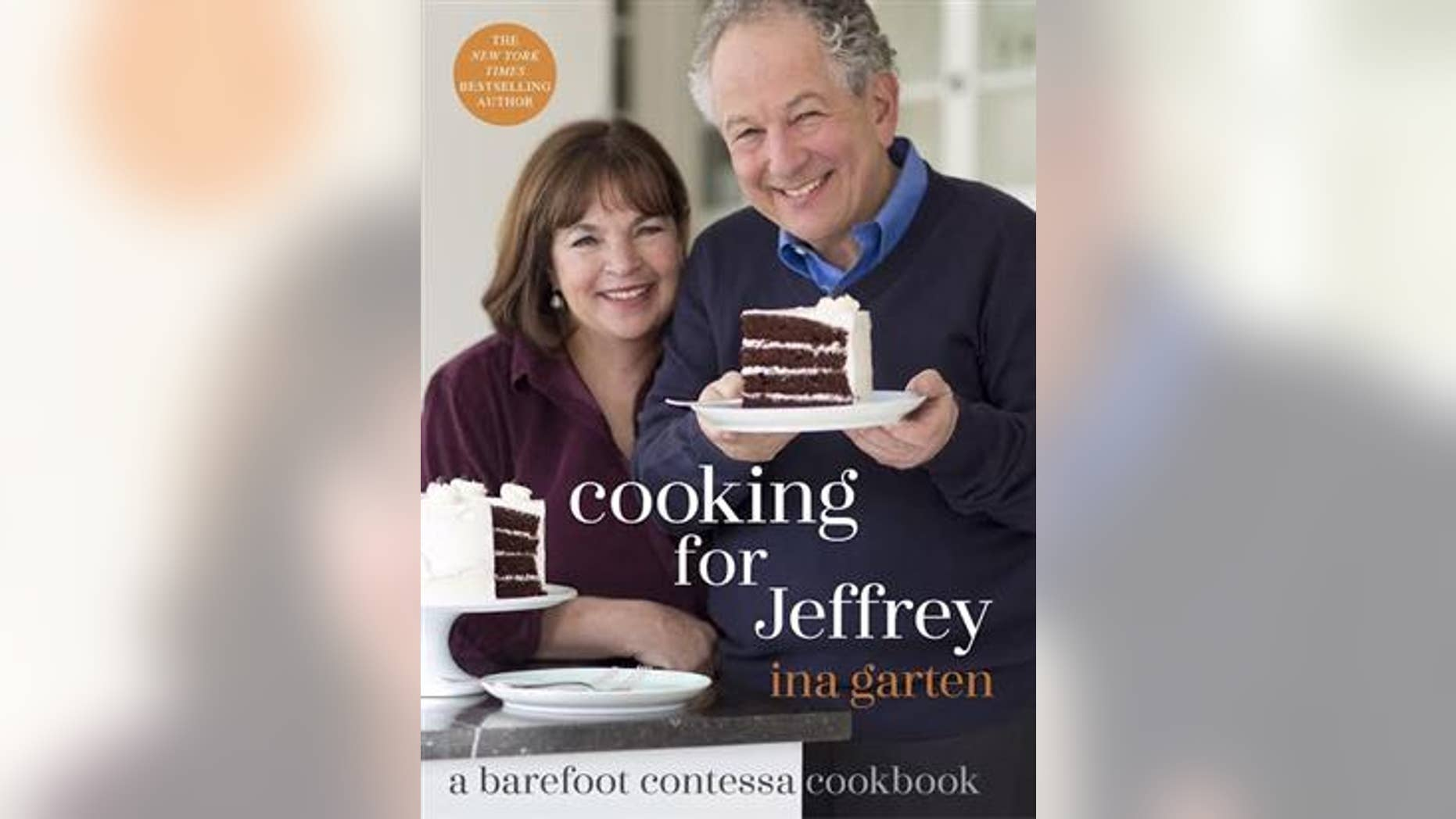 Ina Garten is sharing her husband's favorite recipes.