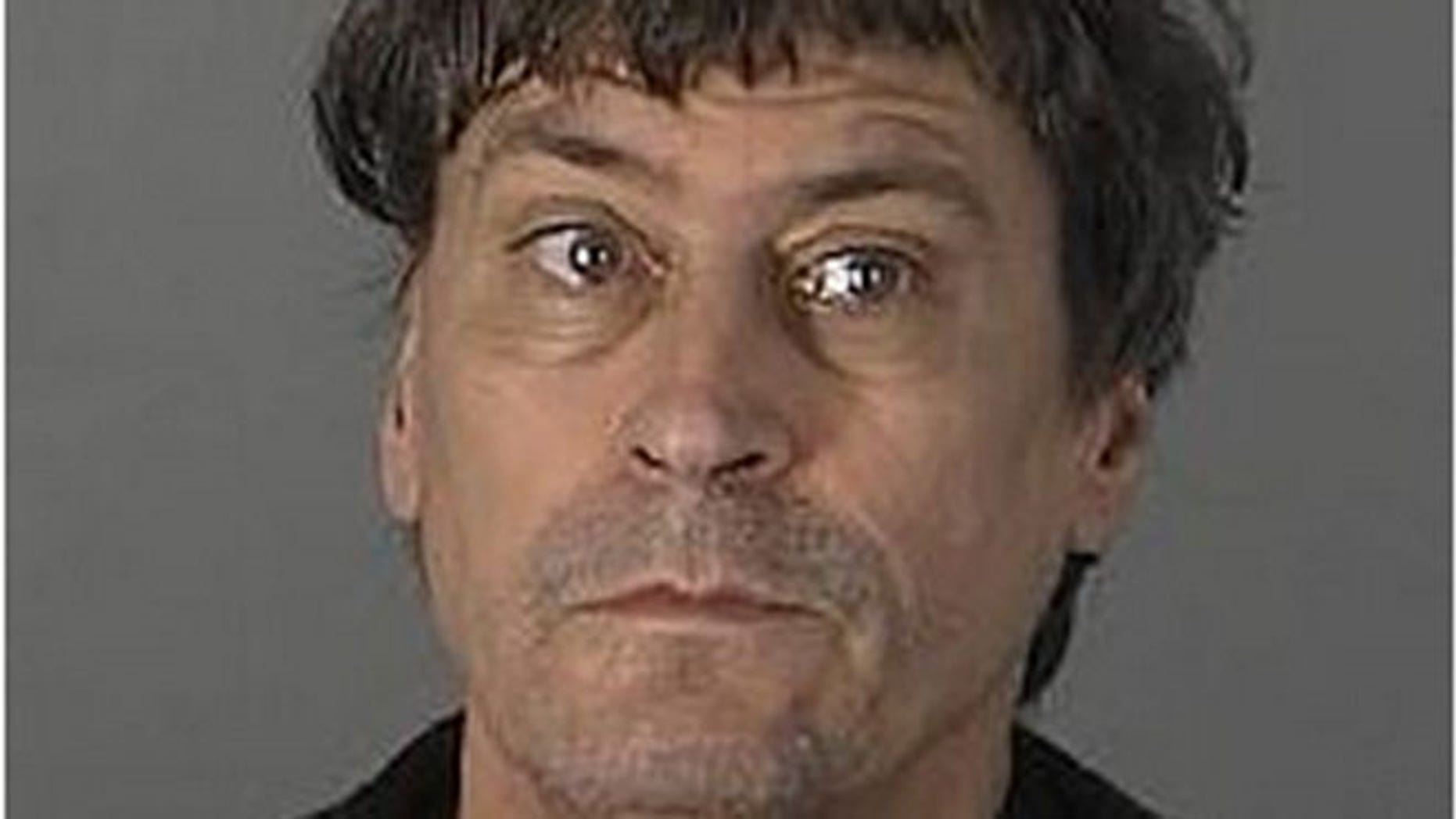 David Edward Benes was arrest on charges that include domestic battery on a person older than 65, tampering with a witness and false imprisonment.