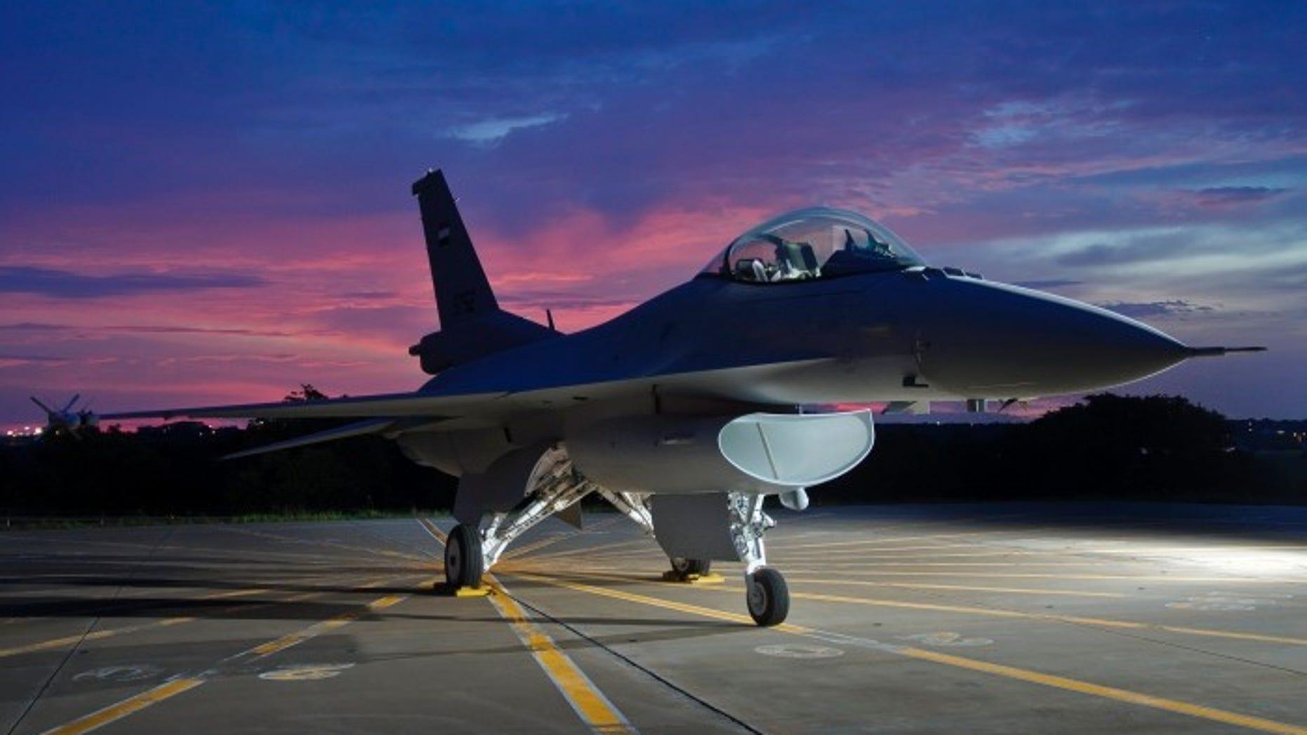 F-16V. (Lockheed Martin)