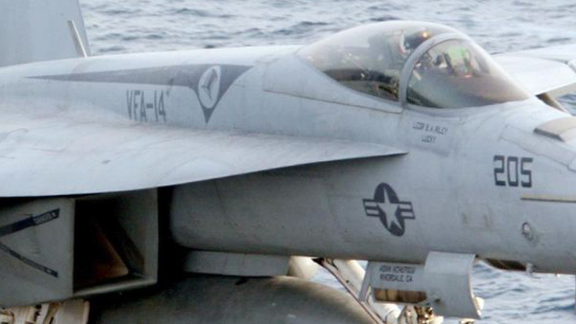 F-18 jets from Jacksonville's Naval Air Station will drop live bombs at the Pinecastle Range Complex Monday through Thursday this week.