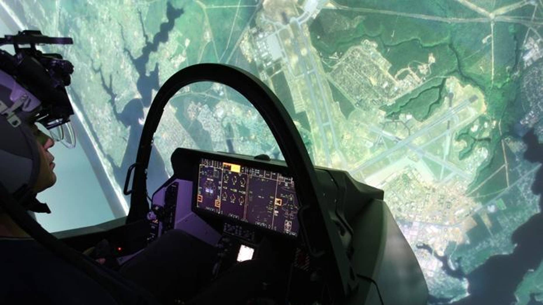 File photo. (Lockheed Martin)