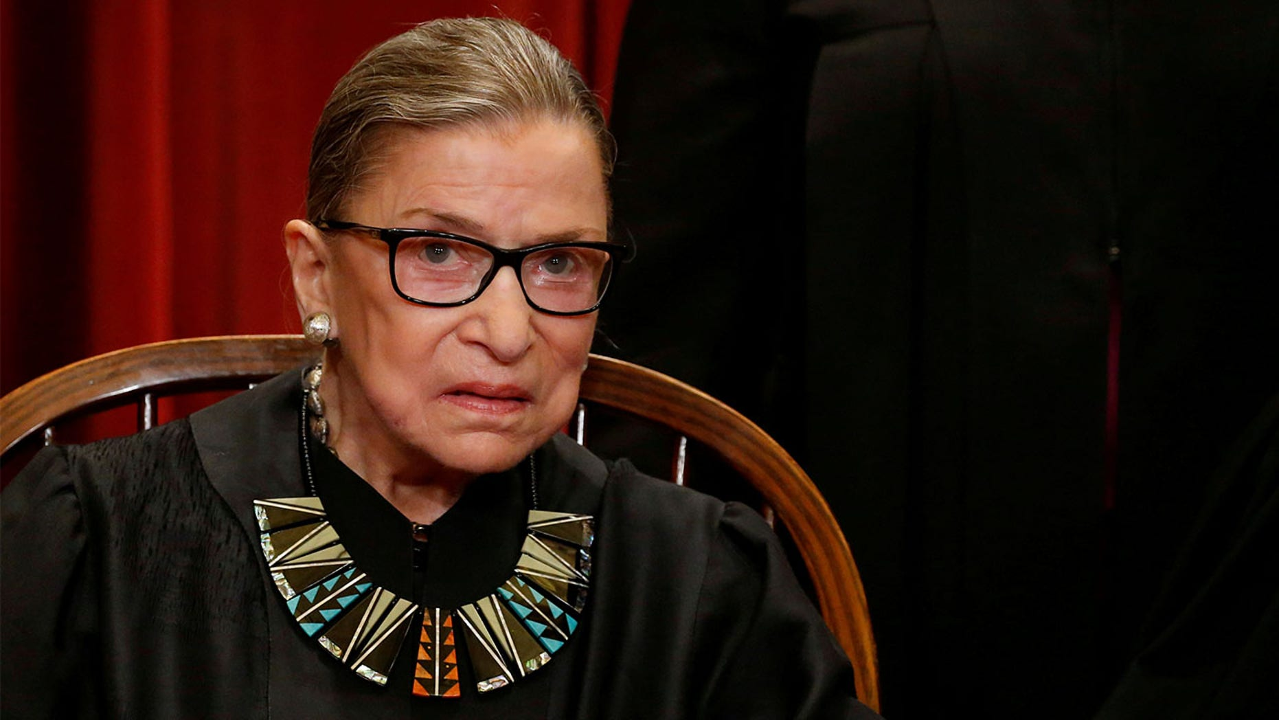 Scunchies may be a hot trend of the moment, but Ruth Bader Ginsburg has long been a loyal fan.