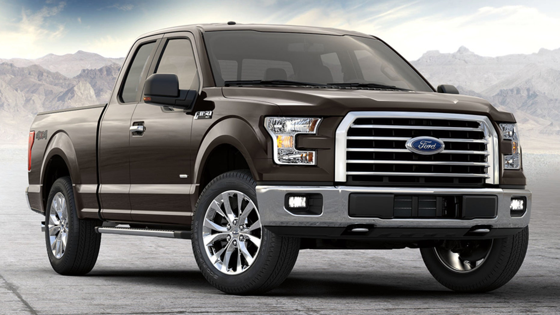 Ford f series marks 40 years as usas best selling truck