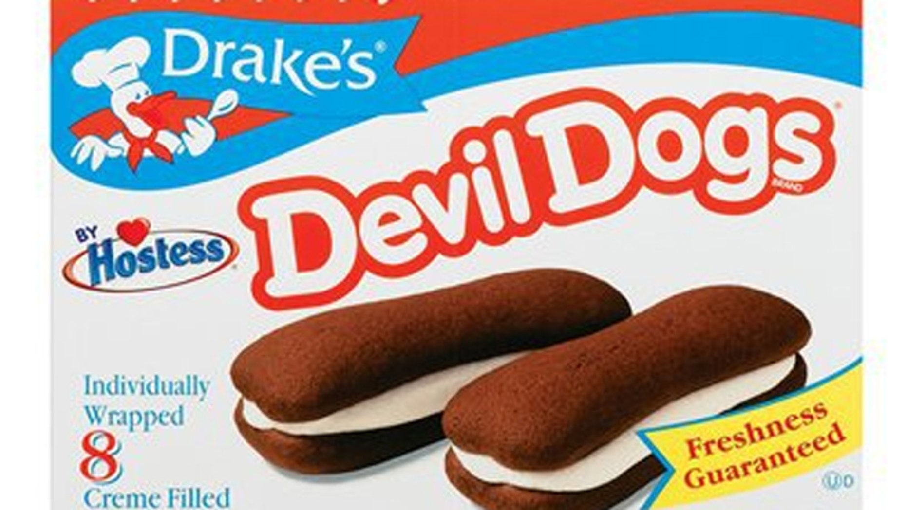 The Drake's cakes line, which includes Devil Dogs, Yankee Doodles and Yodels, will soon be on store shelves again.