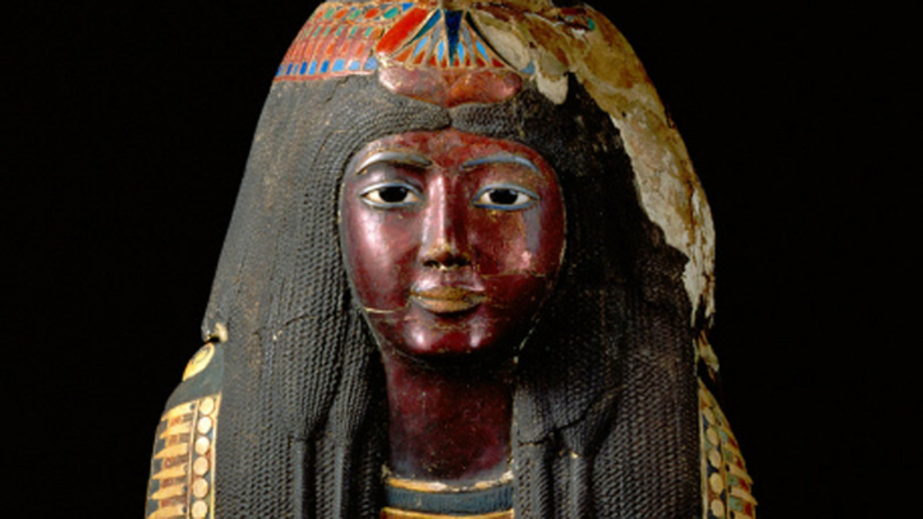 April 22, 2011: The 3,200-year-oldfuneral mask of Lady Ka-Nefer-Nefer can stay at the museum, a federal judge has ruled, saying the U.S. government failed to prove that the relic was ever stolen after it went missing from the Egyptian Museum in Cairo about 40 years ago.