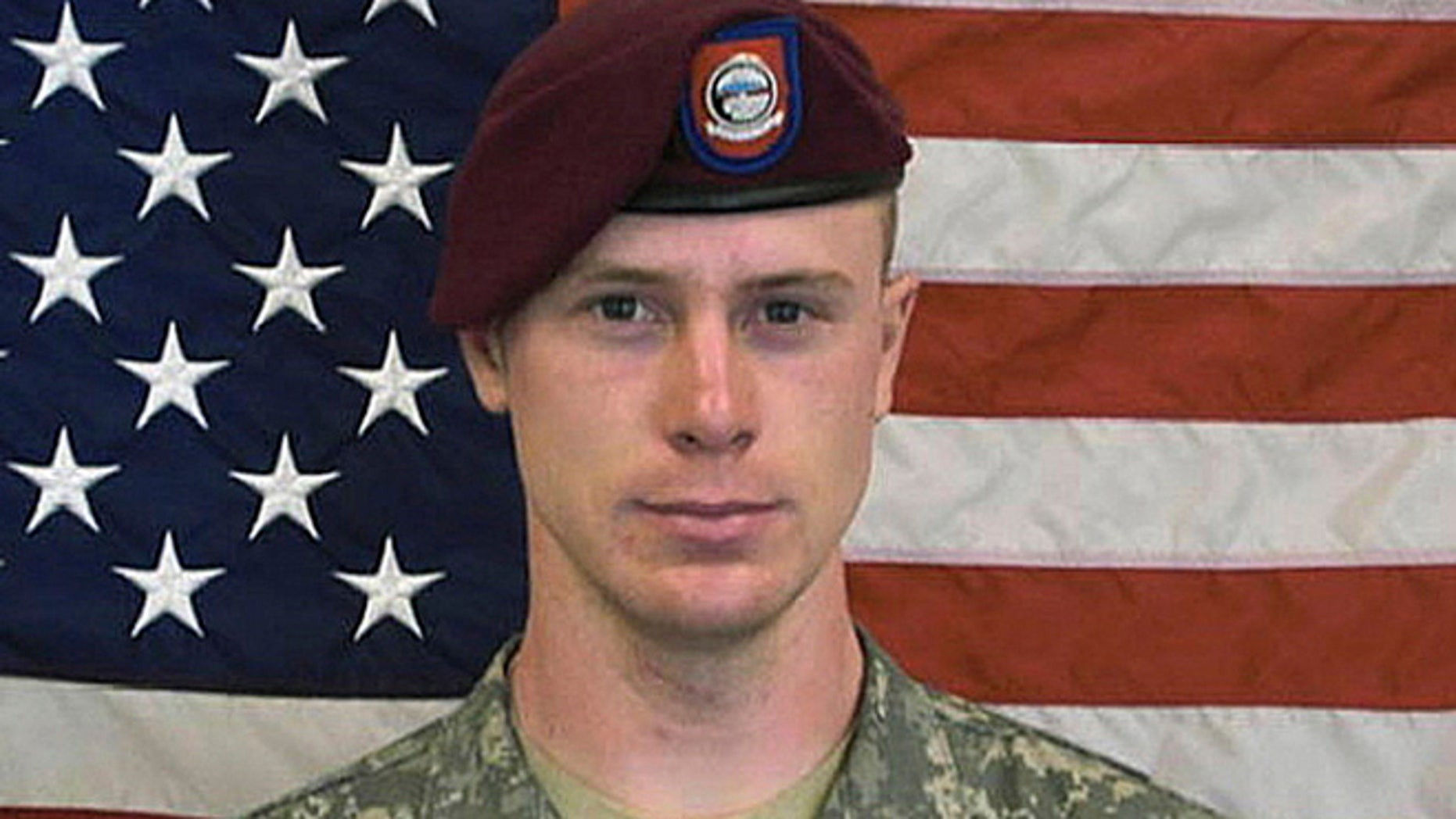 This undated image provided by the U.S. Army shows Sgt. Bowe Bergdahl. (US Army)