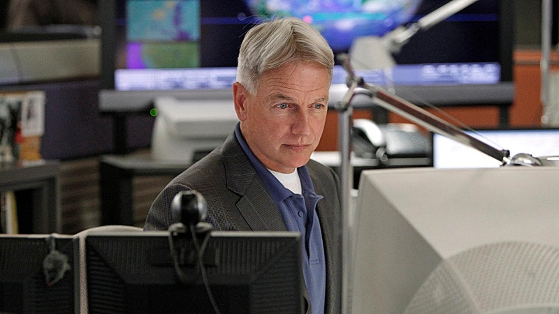 "Mark Harmon appears in ""NCIS"""
