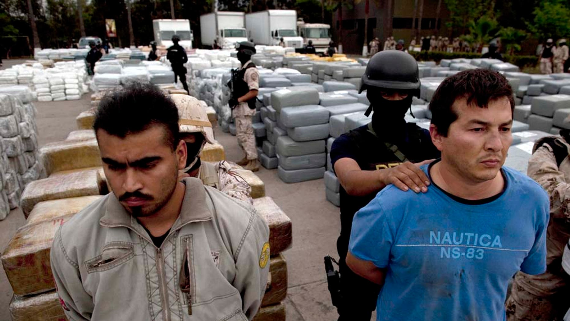 The drug cartels have set their sights on recruiting young people in Texas.