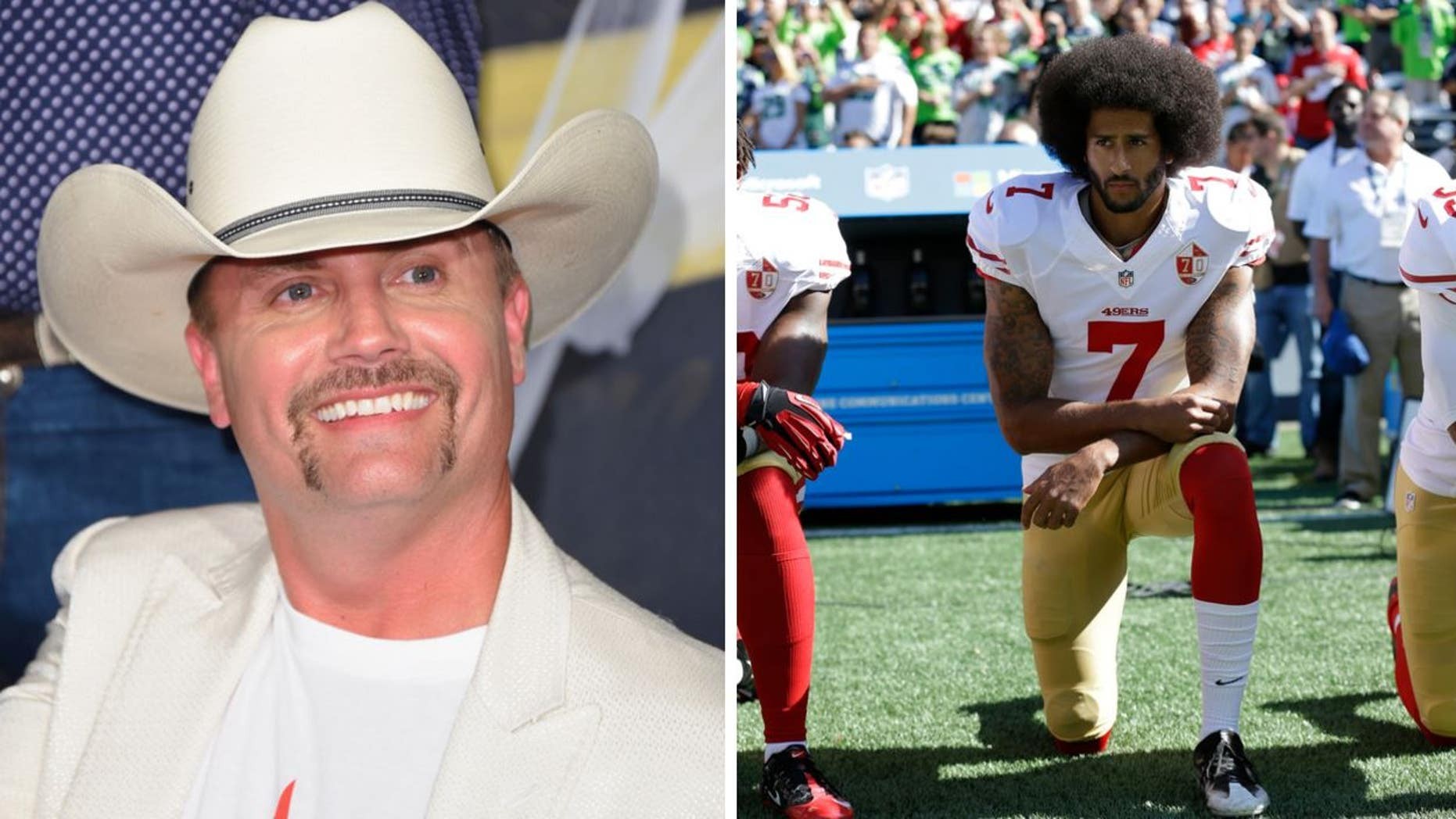 "John Rich of country music duo Big & Rich slammed Nike for making embattled former quarterback Colin Kaepernick as the face of its ""Just Do It"" campaign."