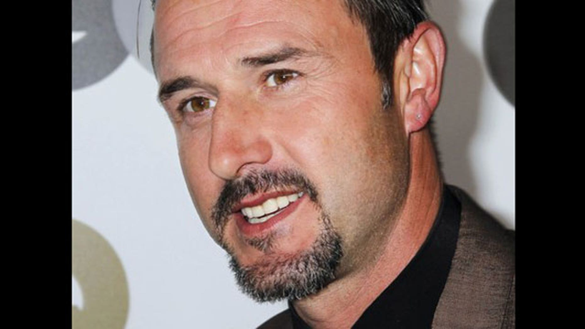 """""""Death Matches aren't my thing,"""" actor DavidArquette, 47, tweeted after Friday's bloody wrestling event in Los Angeles. (Reuters)"""