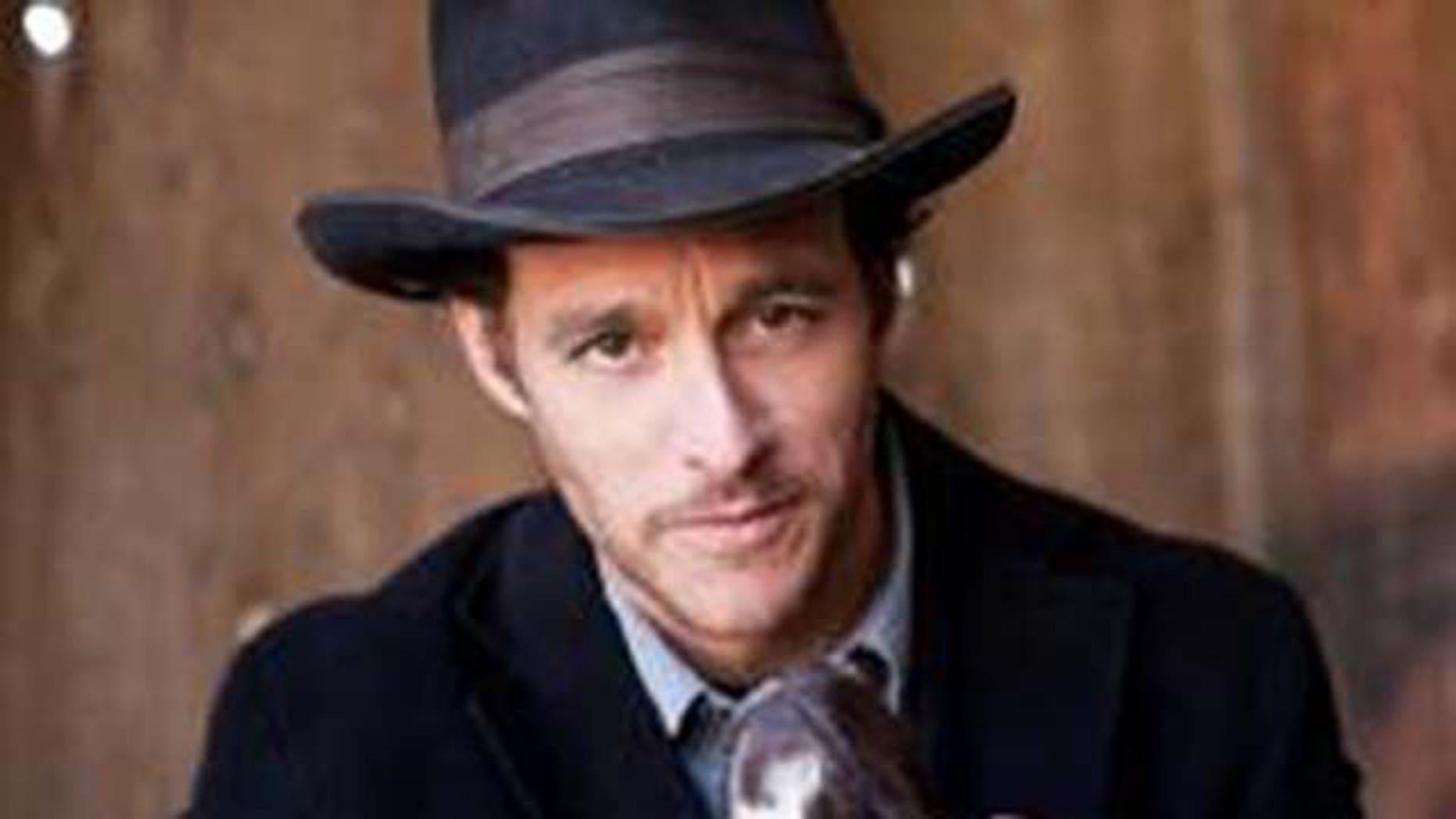 """July 29, 2011: Brendan Wayne stars in """"Cowboys & Aliens"""" as Deputy Lyle."""