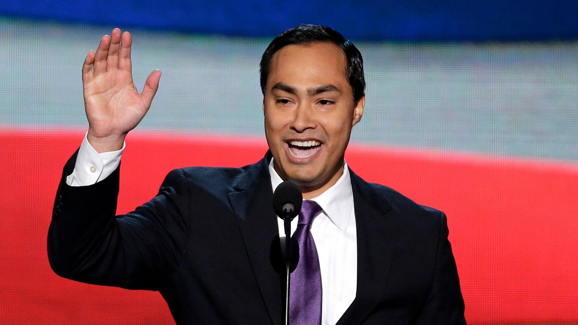 U.S. Rep. Joaquin Castro, Texas Democrat.