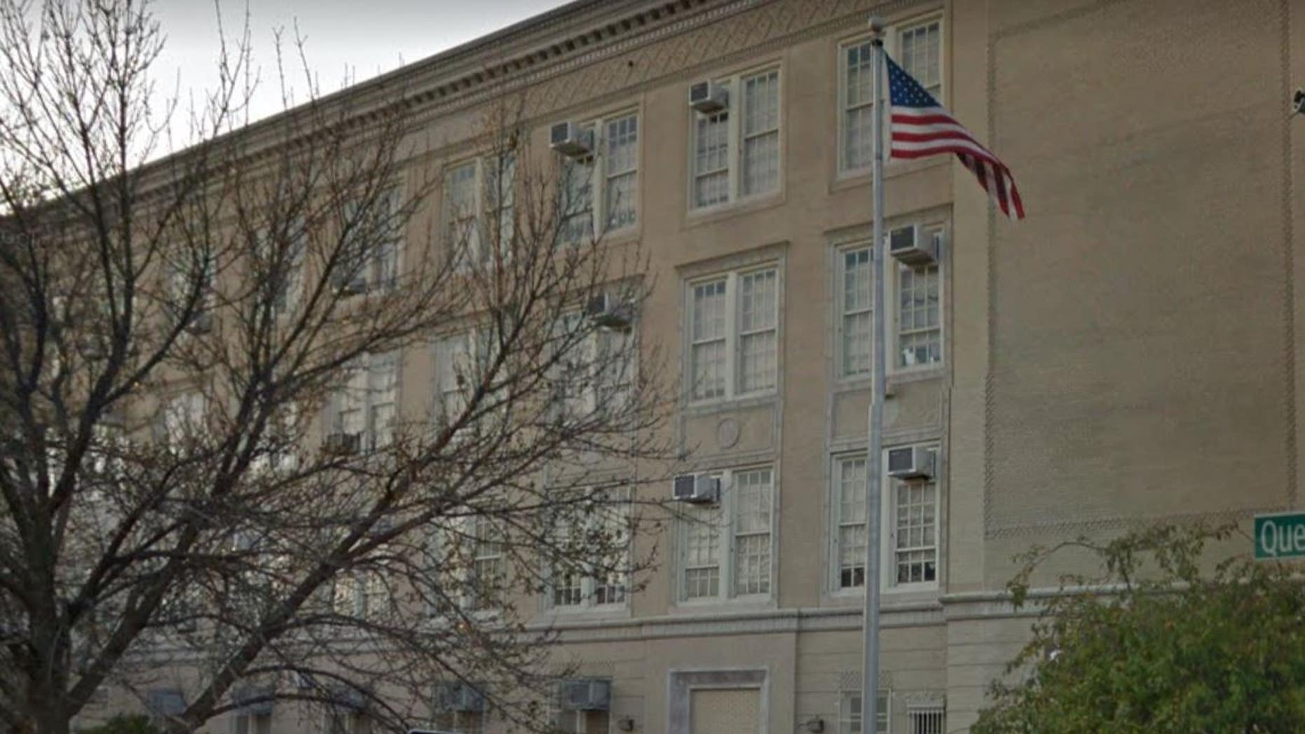 A janitor employed at PS 222 in Marine Park, Brooklyn, was arrested for allegedly sexually abusing teacher.