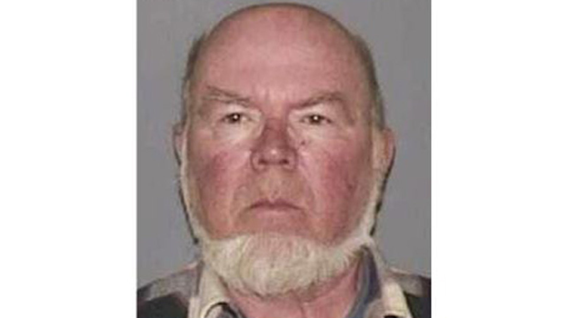 This undated photo, provided by the Haverstraw Police Department, shows 73-year-old Eugene Palmer.