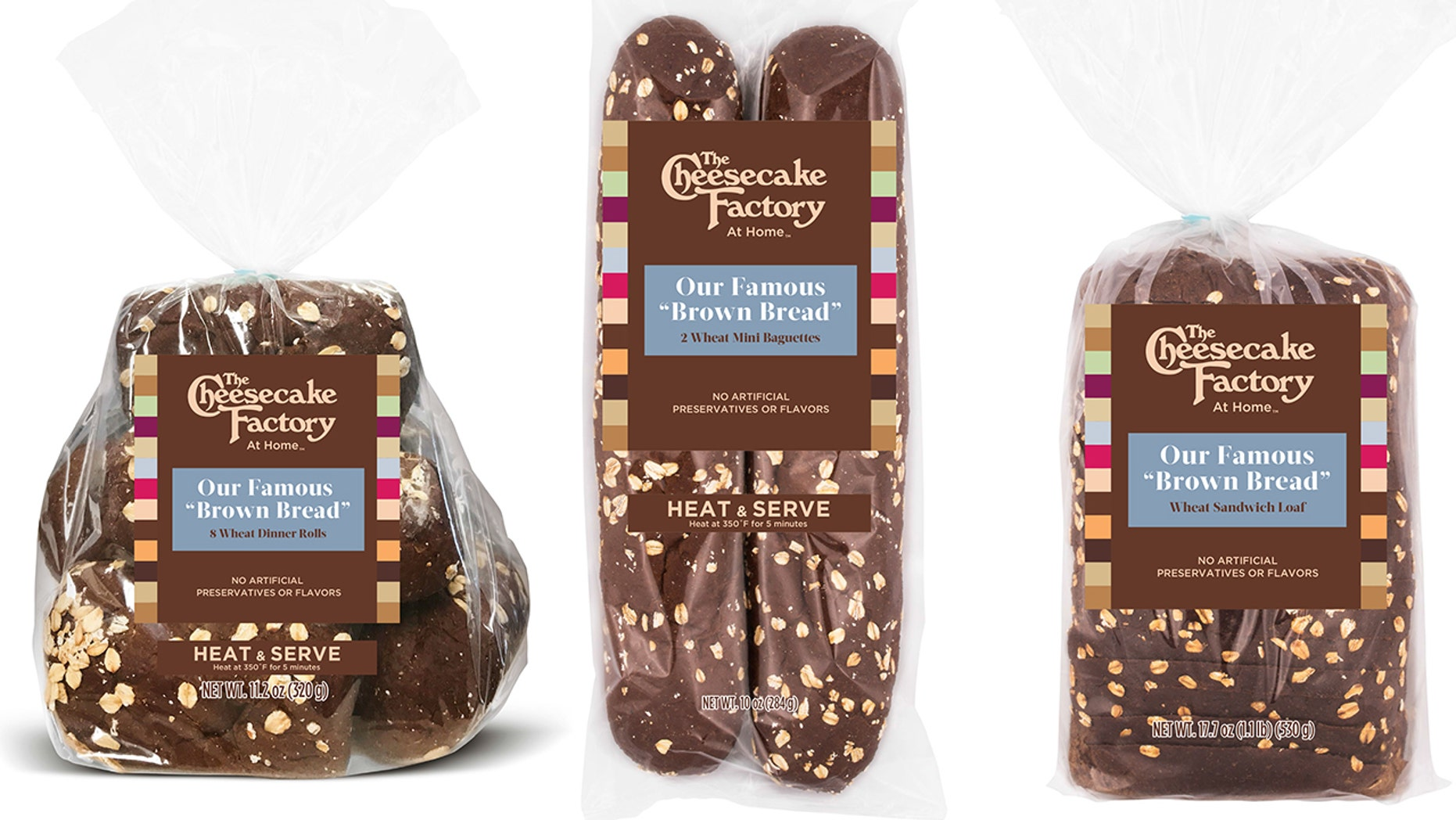You'll soon be able to enjoy The Cheesecake Factory's famous Brown Bread at home.