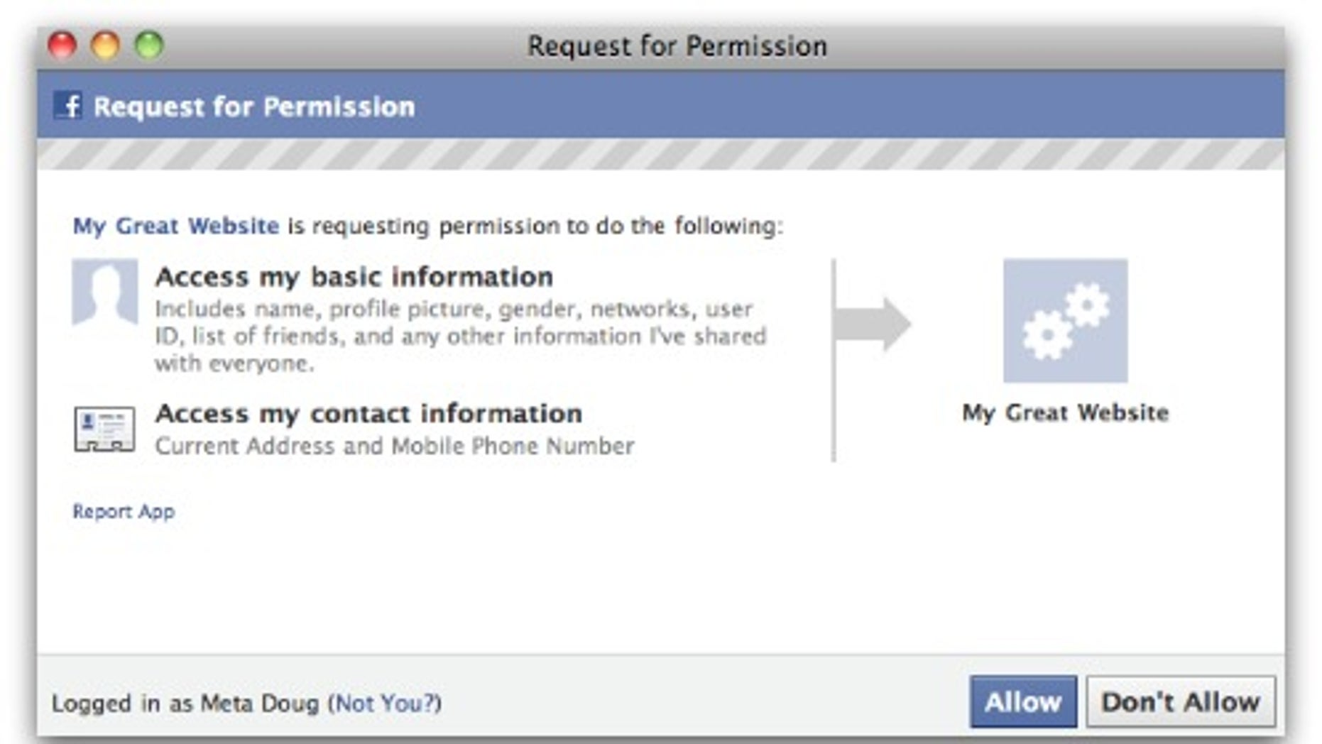 Facebook has temporarily suspended a feature that gives app developers access to your phone number and home address.
