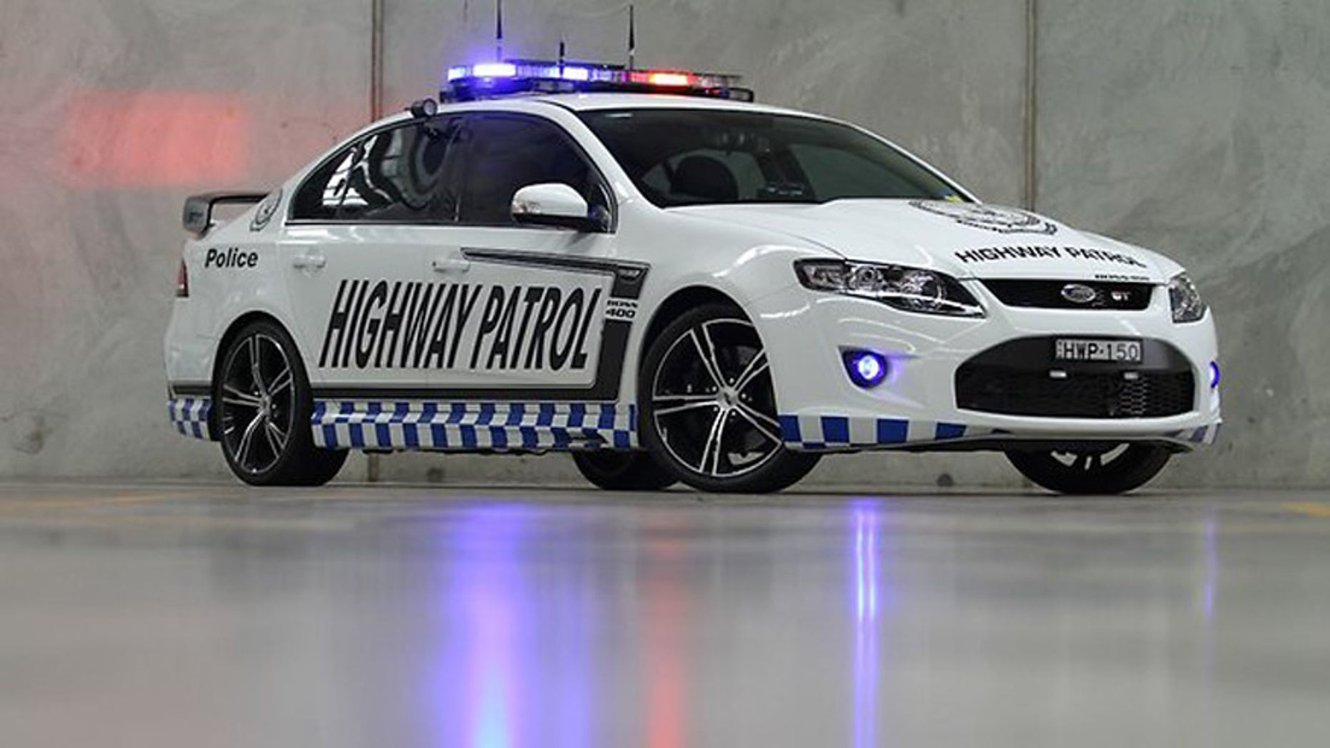 Australian ford falcon almost replaced the crown vic