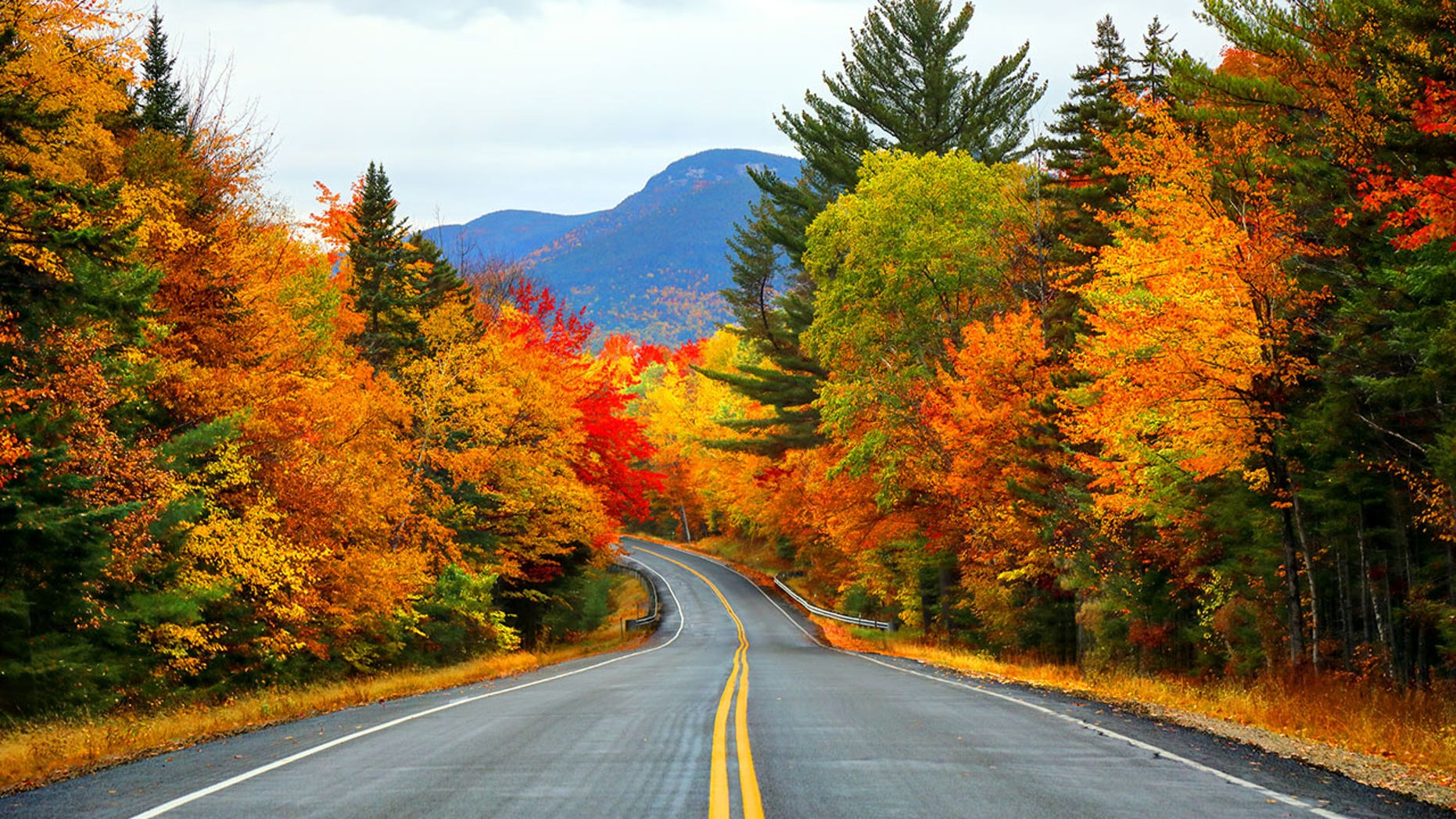 Where to see the best fall foliage across the country ...