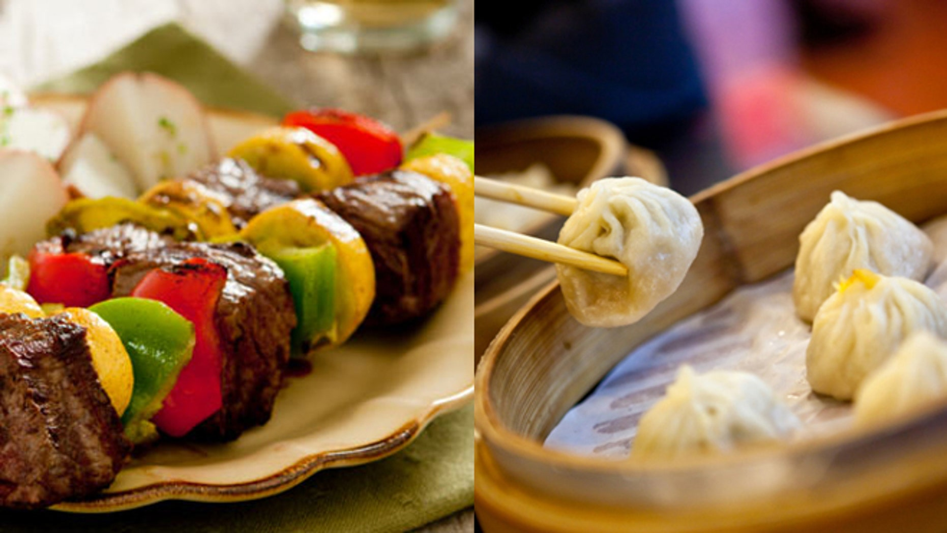 Turkish food in Berlin? Chinese food in Vancouver? You might be surprised.