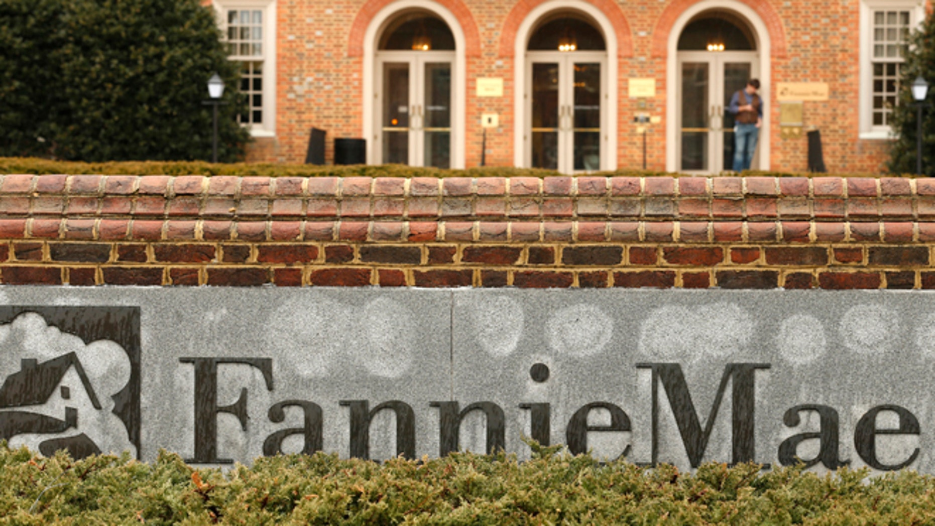 Fannie Mae headquarters is seen in this Feb. 21, 2014 file photo. (Reuters)