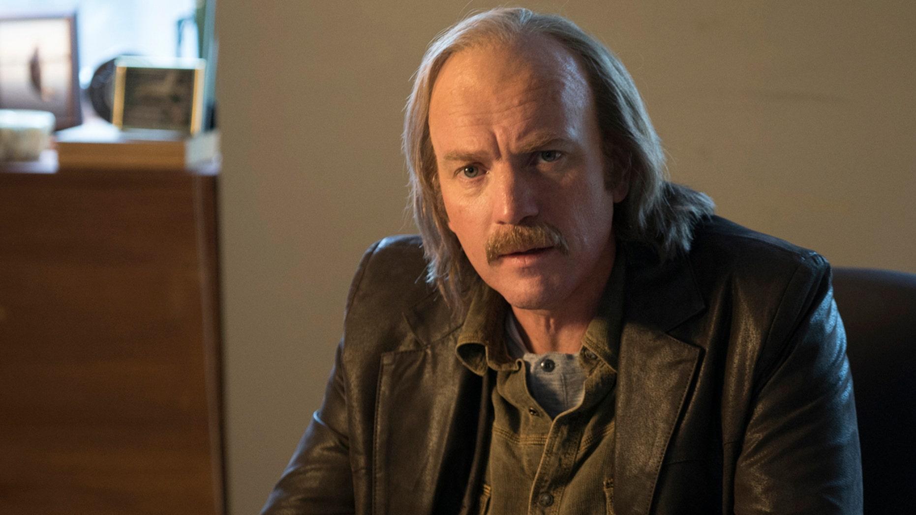"Ewan McGregor as Ray Stussy in ""Fargo."""