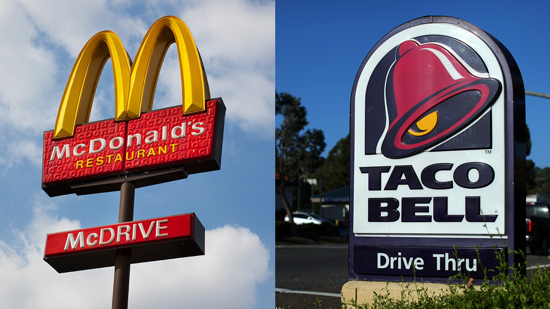 McDonald's and Taco Bell both announced new dollar menu updates for the new year.
