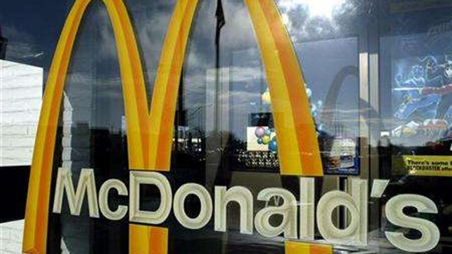 McDonalds is the number one fast food chain in America, based on revenue.